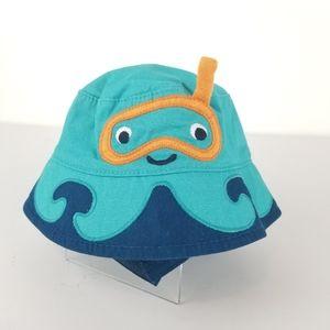 Gymboree 0‐3 Months Octopus Bucket Hat